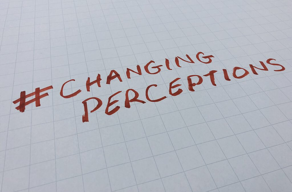 #ChangingPerceptions
